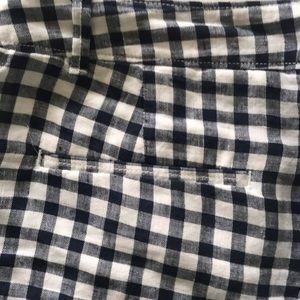 Tommy Bahama Shorts - Women's Gingham Linen shorts